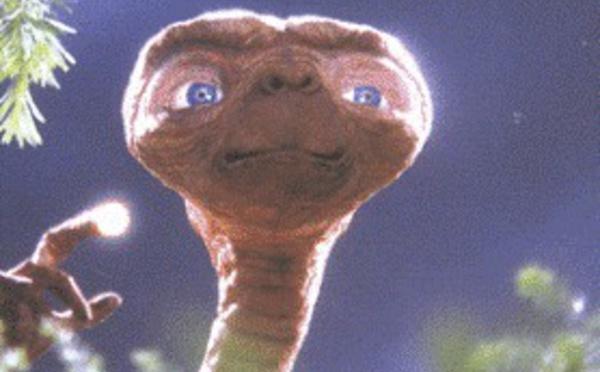 E.T. - La Planète verte
