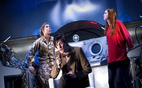 Doctor Who - 05.05 Flesh and Stone
