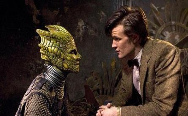 Doctor Who - 05.08 The Hungry Earth