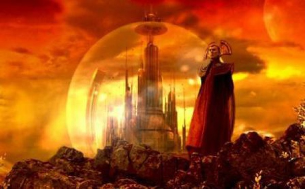 Doctor Who - Gallifrey