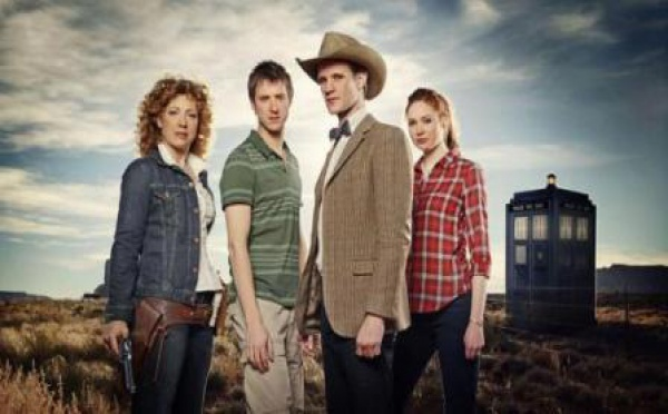 Doctor Who - 06.01 The impossible Astronaut