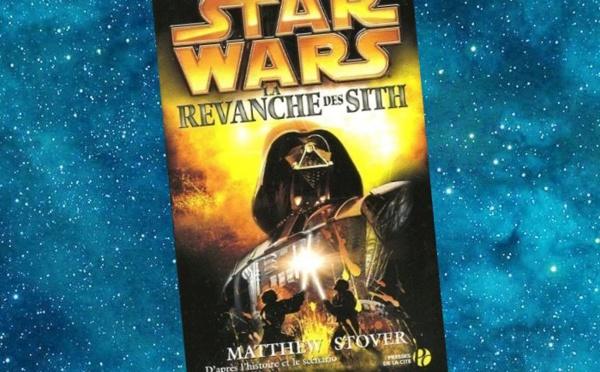 Star Wars - La Revanche des Sith (Matthew Stover)
