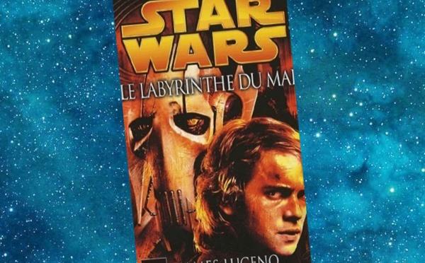 Star Wars - Le Labyrinthe du Mal (James Luceno)