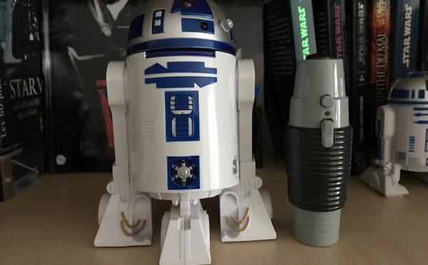 Star Wars - R2D2 télécommandé