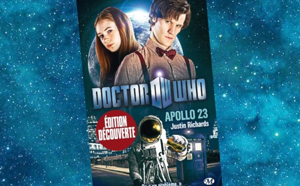 Doctor Who - Apollo 23 (Justin Richards)
