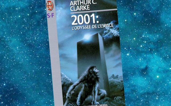 2001 L'Odyssée de l'Espace (Arthur C. Clarke)
