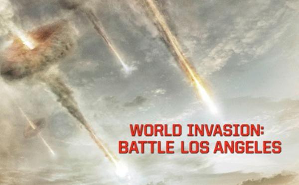 Word Invasion - Battle Los Angeles