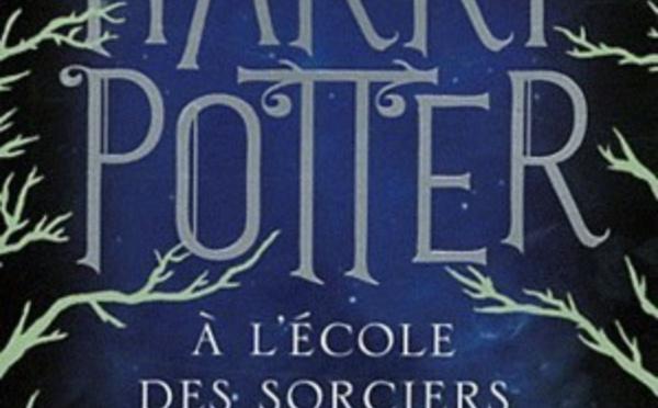 Harry Potter - Tome 1 - Harry Potter à l'École des Sorciers (J.K. Rowling)