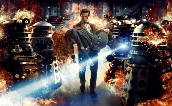 Doctor Who - 07.01 Asylum of the Daleks