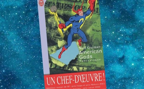 American Gods (Neil Gaiman)