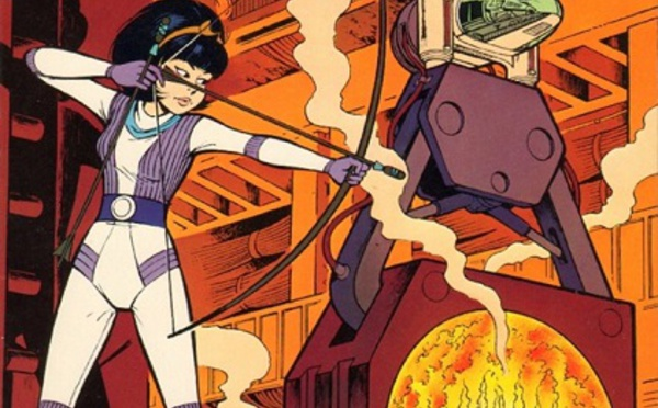 Yoko Tsuno - Tome 03 - La Forge de Vulcain