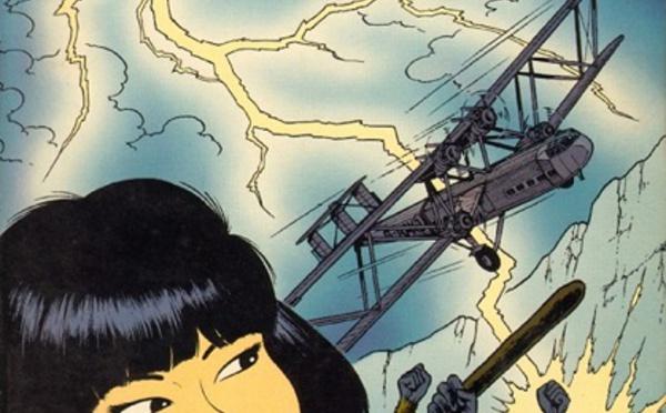 Yoko Tsuno - Tome 05 - Message pour l'Éternité