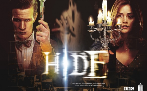 Doctor Who - 07.10 Hide