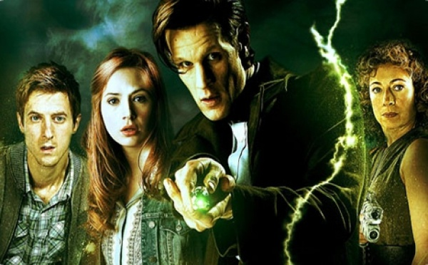 Doctor Who - Night and the Doctor