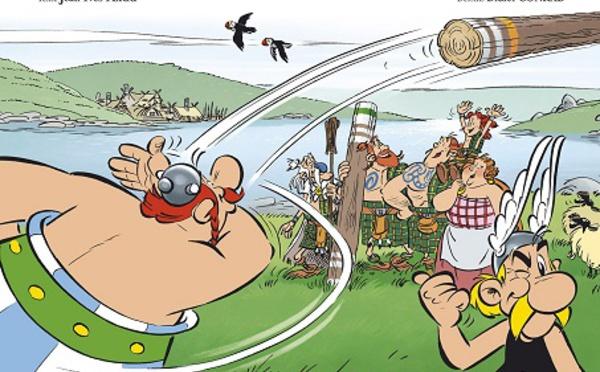 Astérix - (35) Astérix chez les Pictes