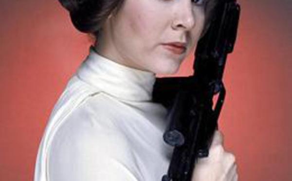 Star Wars - Princesse Leia : Carrie ou Sissy ?