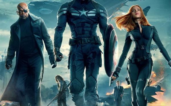 Captain America - 2. Le Soldat de l'Hiver
