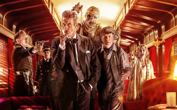 Doctor Who - 08.08 Mummy on the Orient Express
