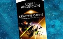 La Saga des sept Soleils - Tome 1 - L'Empire caché (Kevin J. Anderson)
