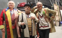 Doctor Who - The Five(ish) Doctors Reboot
